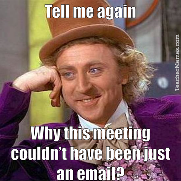Are your meetings effective? Read this, and they will be!